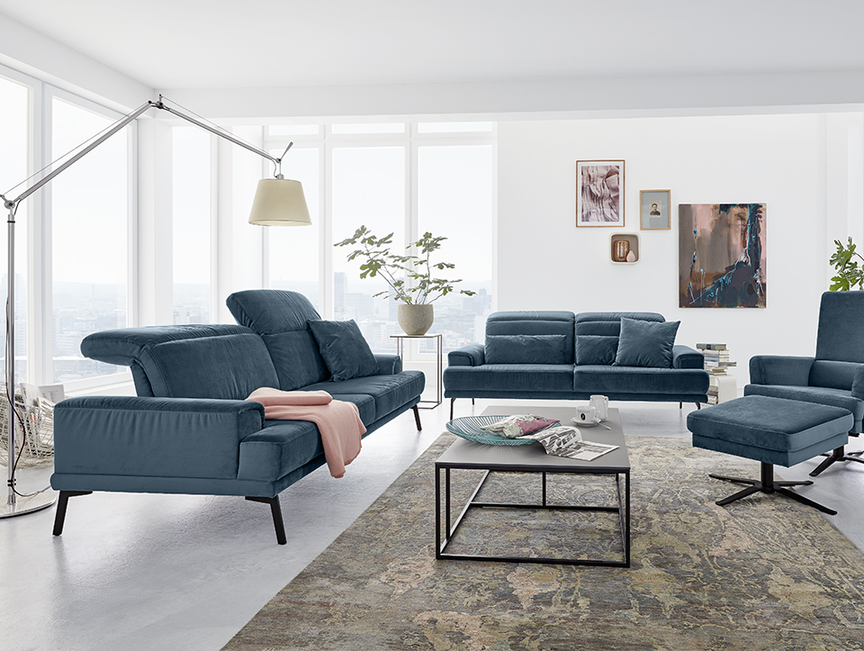Modernes Sofa der Firma Musterring